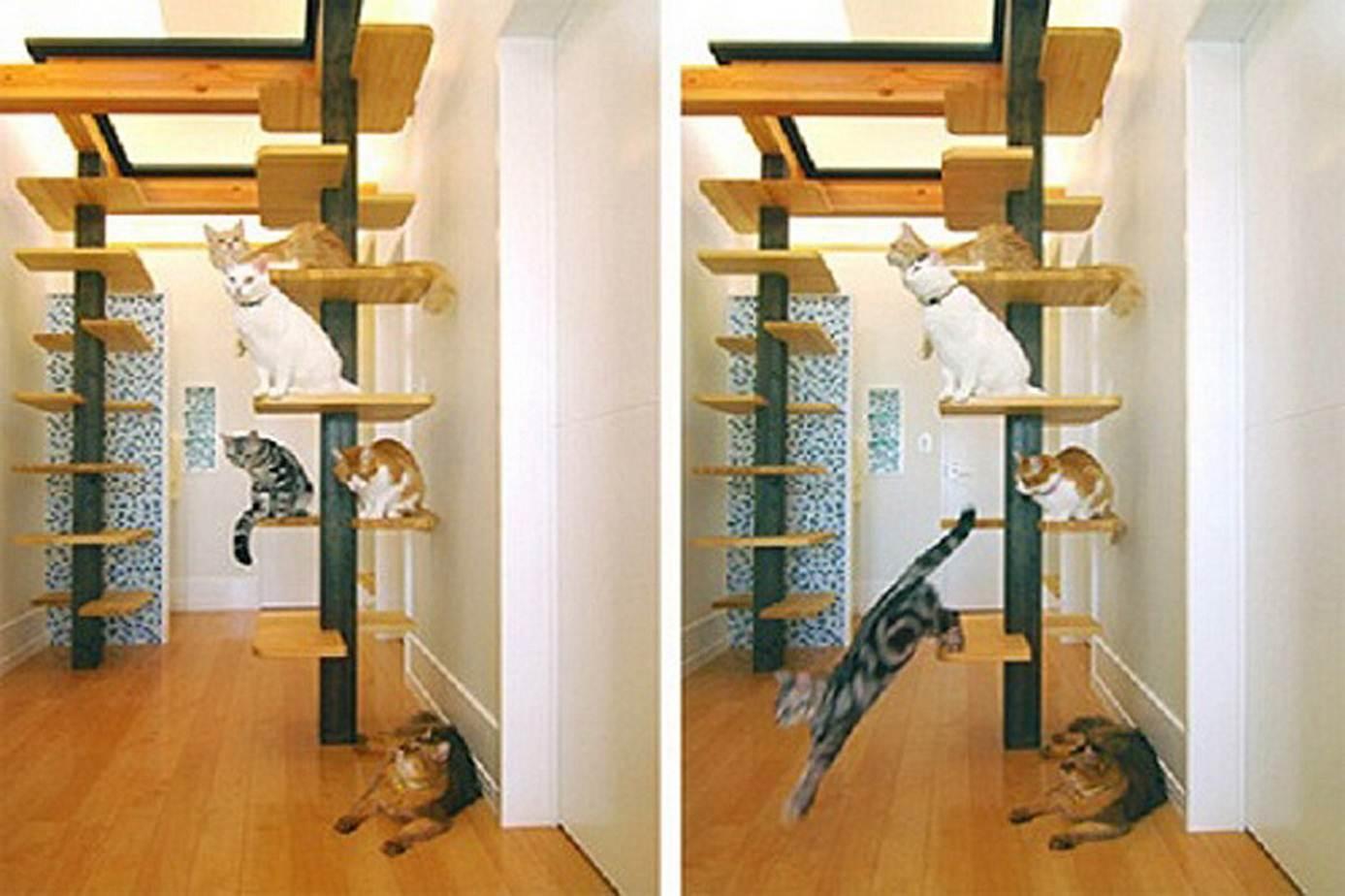 Как сделать из уголков кота