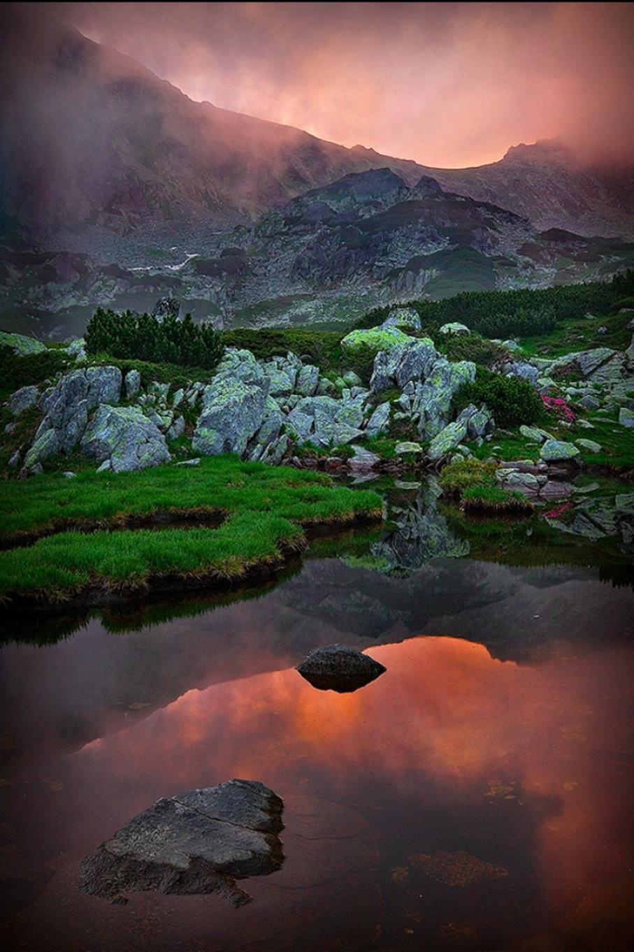 фото природа красота неземная